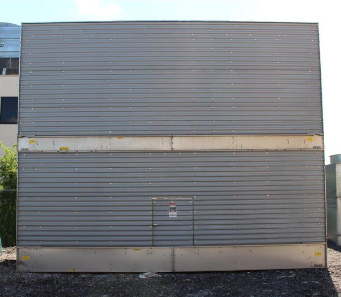 2538 Nominal Ton, Un-used- Baltimore Air Coil BAC, Cooling Tower, Model 3872C-3