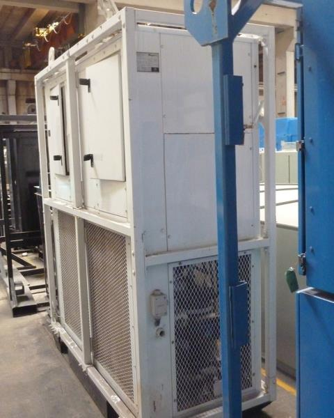 Used 12.5 Ton, Used, Refurbished Reconditioned Mayer Portable Heat & Air Conditioning