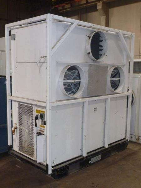 Used 25 Ton Used Mayer Packaged Portable Heat & Air Conditioning Unit