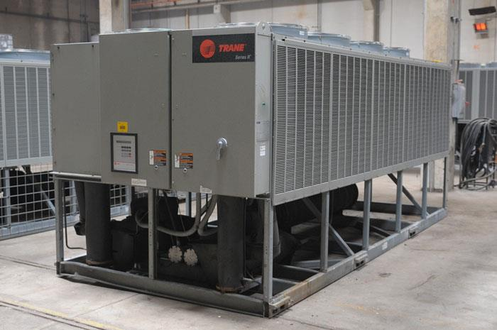 Trane Air Cooled Chiller