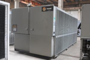 Reconditioned/Refurbished Used Trane Air Cooled Screw Chiller RTAA080