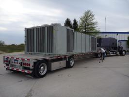 Used 60 Ton, Un-Used, Trane Air Conditioner RTU Model SAHFF604
