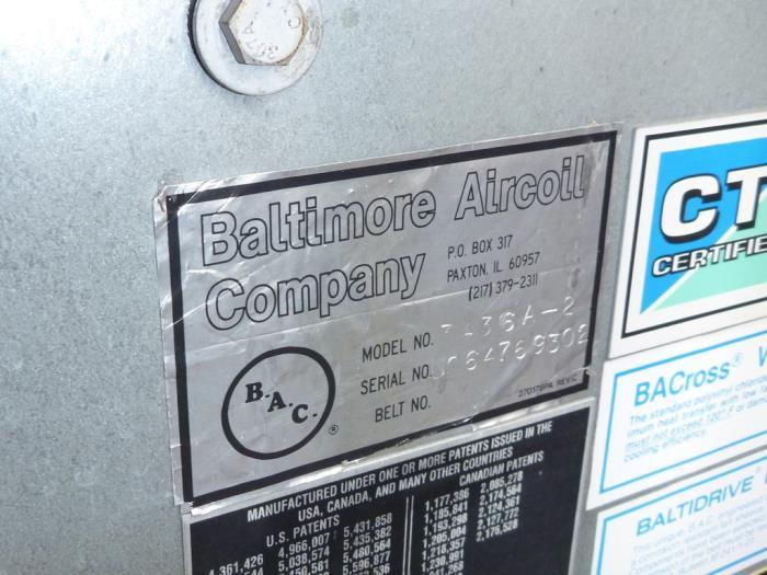baltimore aircoil company