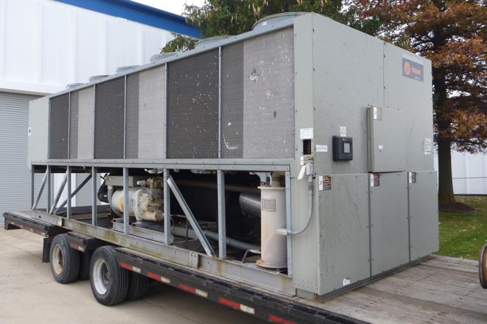 Reconditioned Used 225 Ton Trane Rtac225 Air Cooled